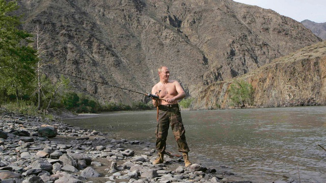 Những thói quen đặc biệt của Tổng thống Nga Putin - 4
