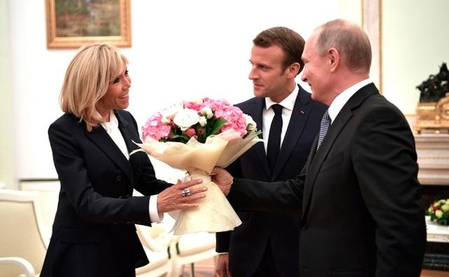 Những thói quen đặc biệt của Tổng thống Nga Putin - 6