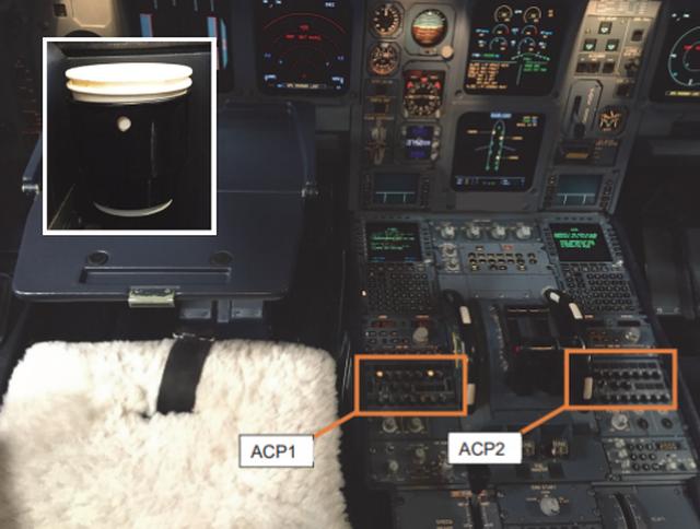 Máy bay Đức chở 326 khách buộc quay đầu vì một cốc café bị đổ - 2