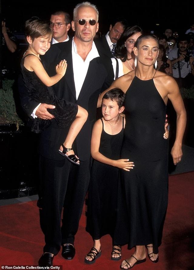 Nữ diễn viên Demi Moore lần đầu tiết lộ về những bi kịch trong đời - 3