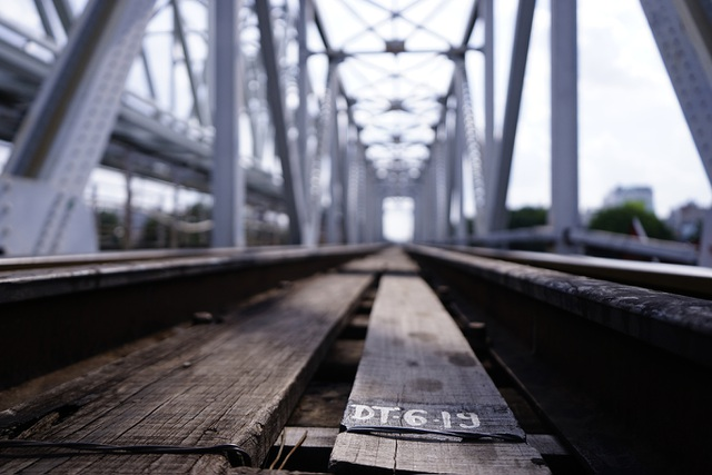 Cầu đường sắt trăm tuổi chính thức trở thành chứng nhân lịch sử của Sài Gòn - 6