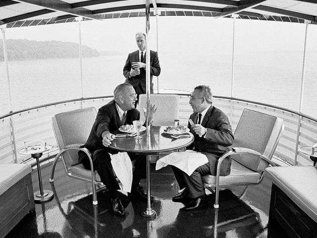 Khám phá USS Sequoia - du thuyền nổi tiếng nhất nước Mỹ gắn bó với các đời tổng thống - 7