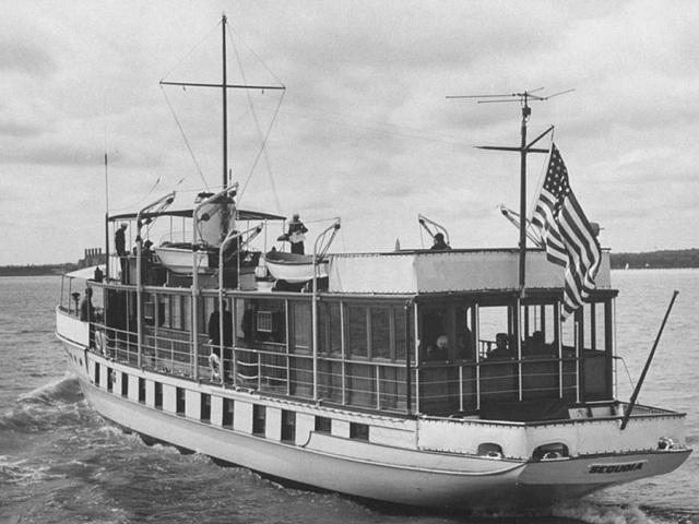 Khám phá USS Sequoia - du thuyền nổi tiếng nhất nước Mỹ gắn bó với các đời tổng thống - 9