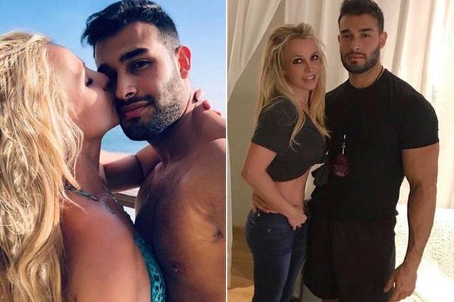 Bạn trai giúp Britney Spears giữ bình tĩnh - 8