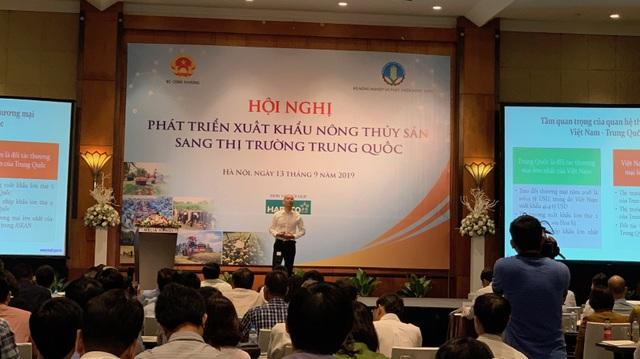 Xuất khẩu nông sản sang Trung Quốc bế tắc, 2 bộ trưởng họp bàn giải cứu - 1