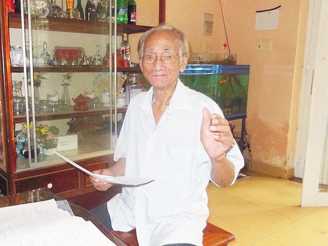 Cụ ông 95 tuổi được bồi thường 400 triệu đồng - 1
