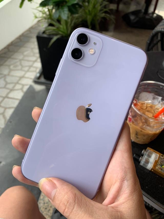 Bộ 3 iPhone 11 bất ngờ xuất hiện tại Việt Nam dù chưa mở bán - 3