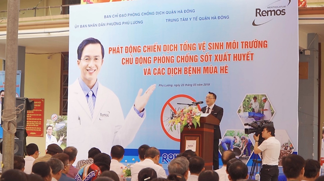 Chung tay bảo vệ sức khỏe cộng đồng khỏi dịch sốt xuất huyết - 3