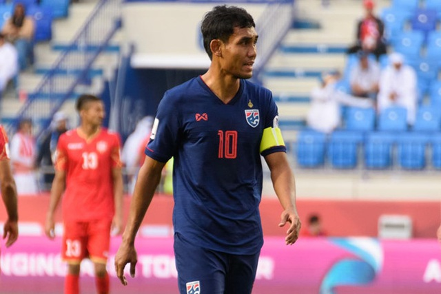 """HLV Akira Nishino: """"Hãy để các tiền đạo Thái Lan thi đấu ở Thai League"""""""