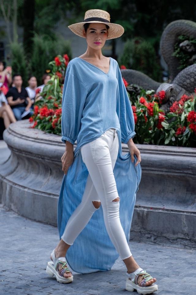 Người béo mặc gì cho đẹp và câu trả lời ấn tượng của Genviet Jeans - 18