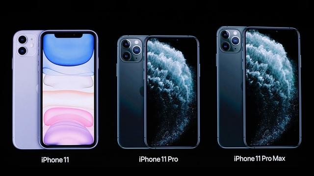 Rò rỉ thông tin ấn tượng về RAM và dung lượng pin của bộ ba iPhone 11 - 1