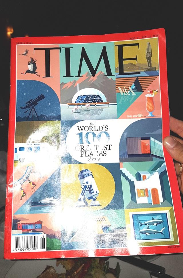 Khách sạn duy nhất Việt Nam lọt Top 100 điểm đến Tuyệt vời nhất thế giới của Tạp chí Time - 2