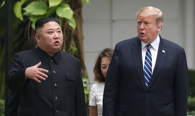 Ông Trump muốn gặp lại ông Kim Jong-un giữa lúc đàm phán bế tắc - 1
