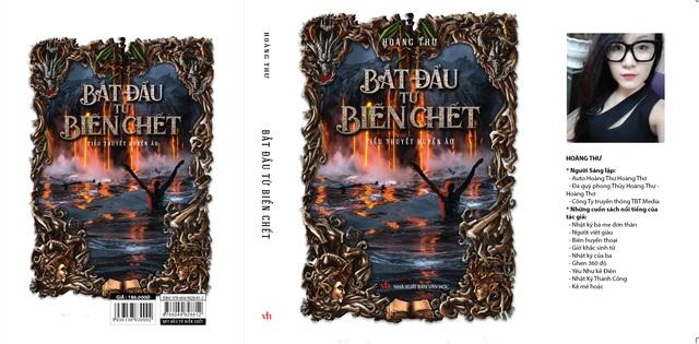 """""""Người đàn bà viết"""" Hoàng Thư ra mắt hai cuốn tiểu thuyết ngàn trang - 4"""