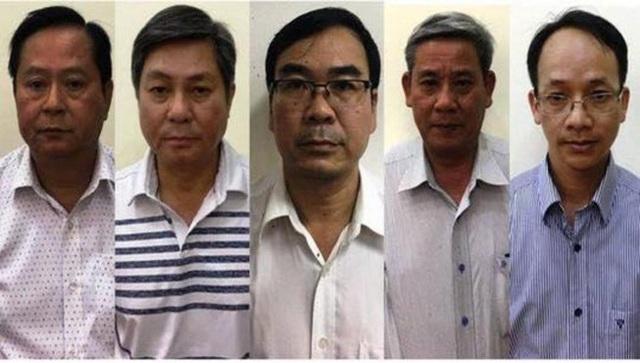 Truy tố cựu Phó Chủ tịch TPHCM Nguyễn Hữu Tín - 1