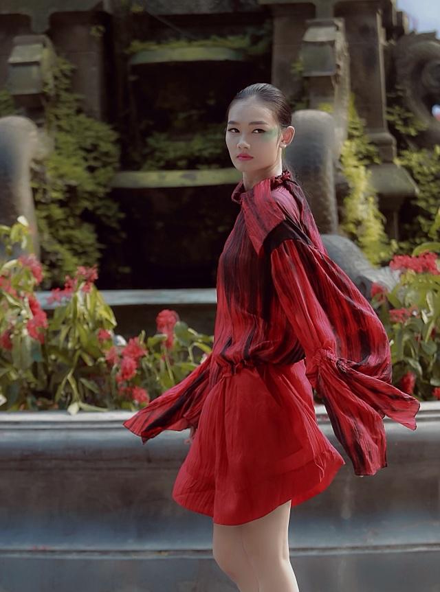 NTK Phương Thanh: Nhiều người nghĩ lụa xa xỉ phải giặt tay nhưng lụa Việt giờ đã khác - 4
