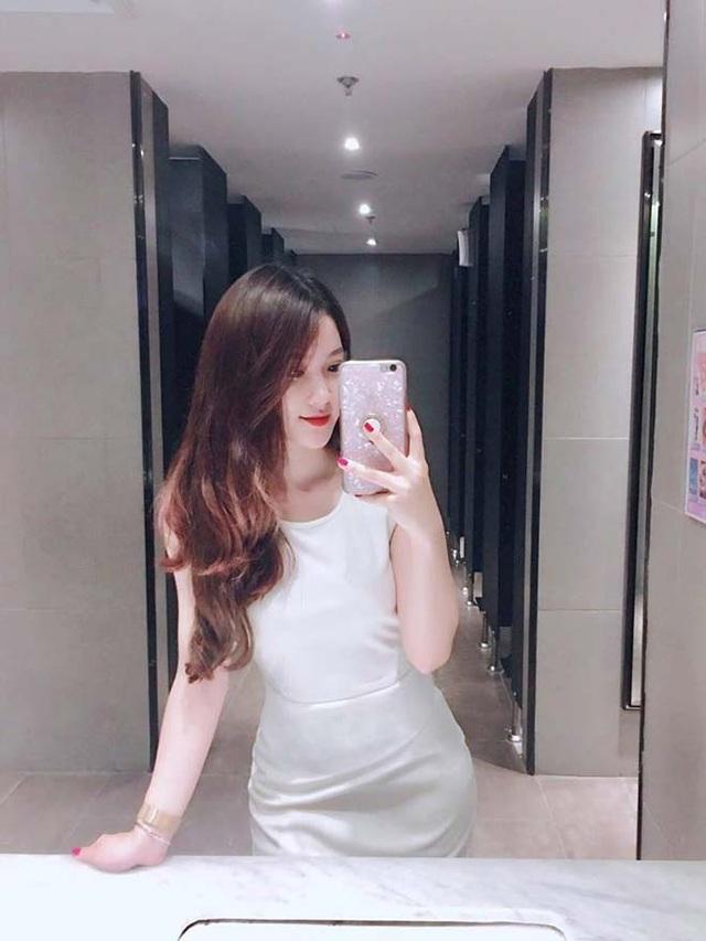 """Nữ CĐV hot nhất trận U23 Việt Nam """"hạ gục"""" Thái Lan giờ ra sao? - 10"""