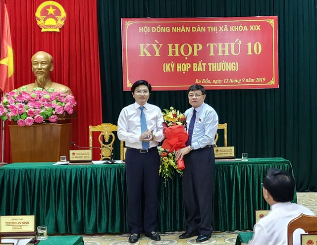 Quảng Bình: Bầu bổ sung chức danh Chủ tịch UBND thị xã Ba Đồn