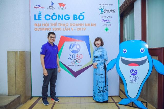 Đồng hành cùng Olympic 2030, Biontech truyền cảm hứng sống khỏe - sống xanh đến cộng đồng doanh nhân - 1