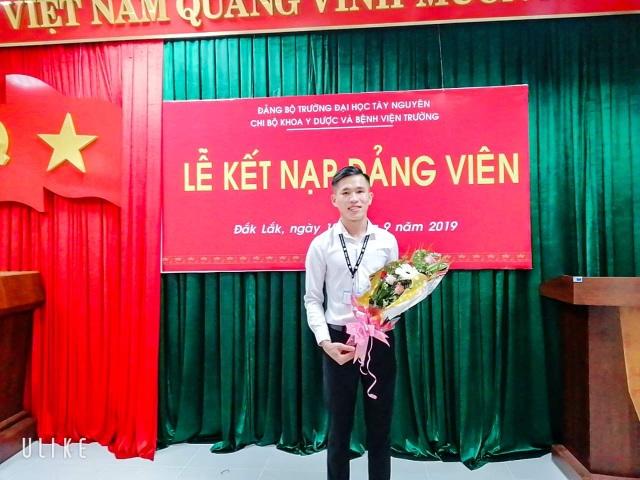 """Chàng SV dân tộc K'ho: """"Vinh dự được kết nạp Đảng, em thấy mình càng phải ý thức hơn"""" - 3"""