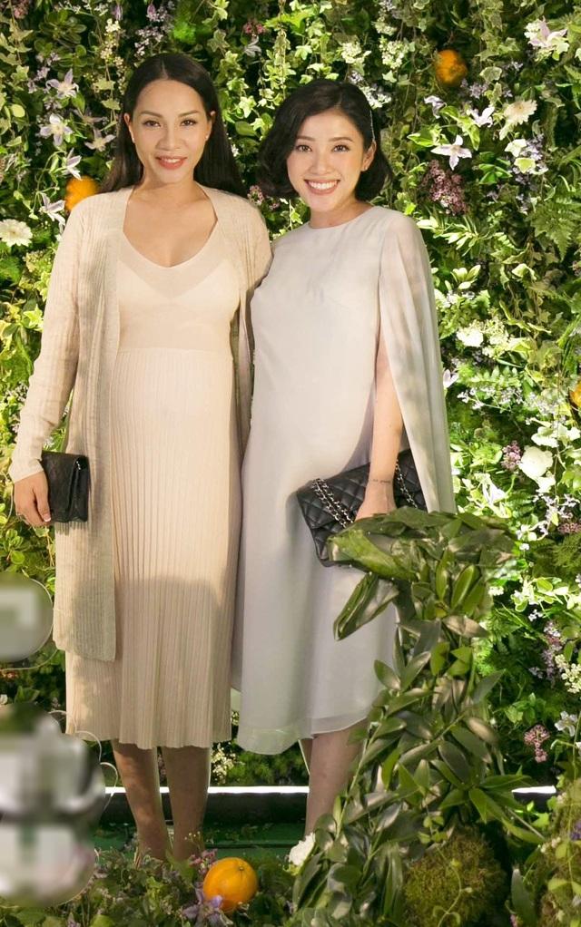 Vợ Hoàng Bách sắp sinh con thứ 3 vẫn xinh đẹp quyến rũ - 2