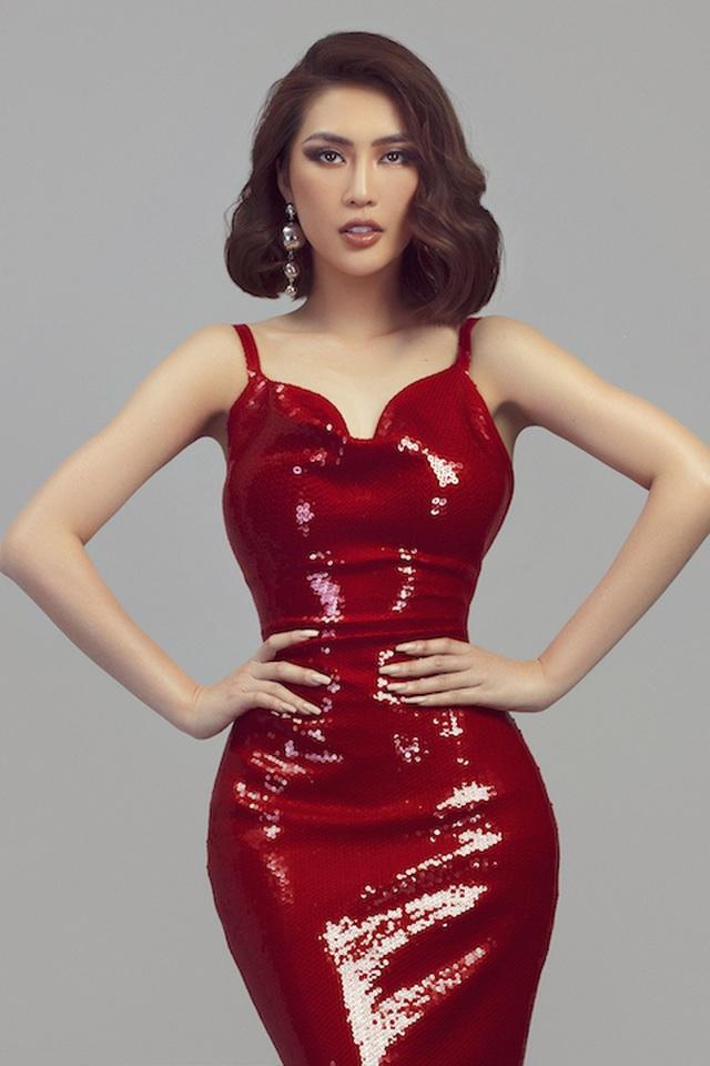 Hoa hậu Tường Linh gây tranh cãi khi bất ngờ thi Hoa hậu Hoàn vũ Việt Nam 2019 - 4