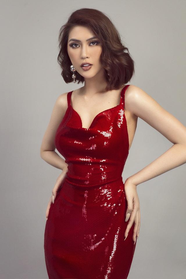 Hoa hậu Tường Linh gây tranh cãi khi bất ngờ thi Hoa hậu Hoàn vũ Việt Nam 2019 - 5