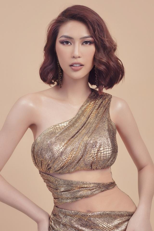 Hoa hậu Tường Linh gây tranh cãi khi bất ngờ thi Hoa hậu Hoàn vũ Việt Nam 2019 - 3