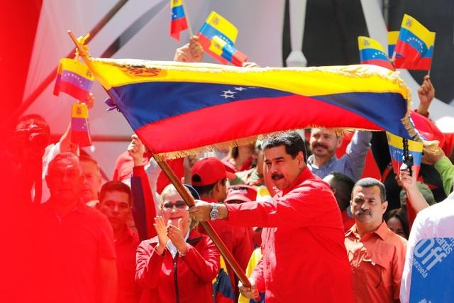"""Chiến lược """"bao vây"""" Venezuela bằng căn cứ quân sự Mỹ - 1"""