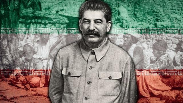 Liên Xô đã tìm cách sáp nhập Iran như thế nào - 1