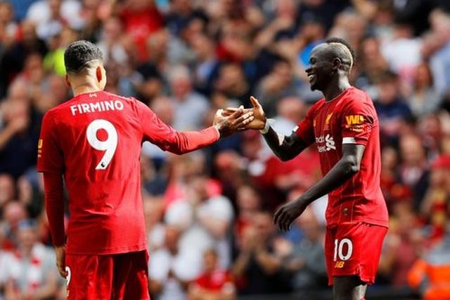 Mane, Salah giúp Liverpool thắng trận thứ năm liên tiếp - 1