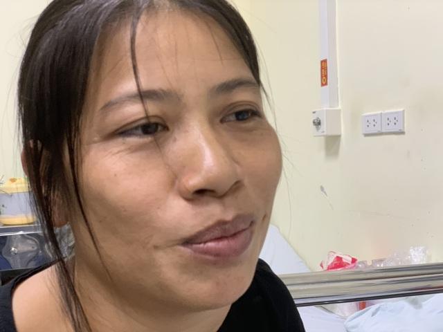 Viện K điều trị miễn phí cho người vợ ung thư cầu xin mọi người cứu chồng - 7