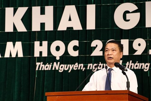 Đại học Thái Nguyên khai giảng năm học mới 2019 – 2020 - 2