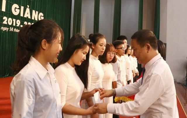 Đại học Thái Nguyên khai giảng năm học mới 2019 – 2020 - 3
