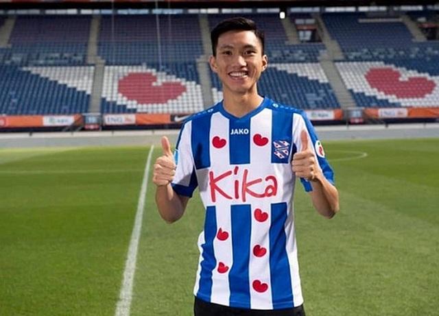 Văn Hậu sẽ ra sân tại giải Hà Lan ở trận SC Heerenveen gặp Utrecht?