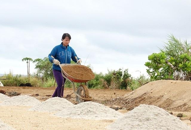 Đảo tiền tiêu bí nơi đổ đất thải - 1