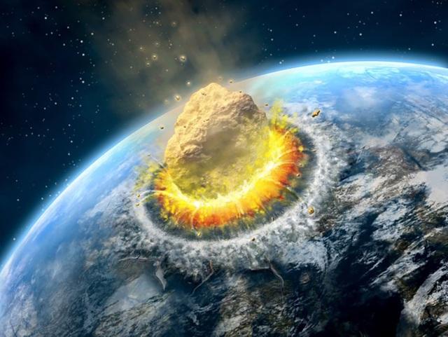 Bằng chứng mới về tiểu hành tinh giết chết khủng long - 1