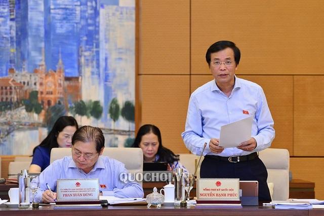 Đại biểu Quốc hội chỉ được mang quốc tịch Việt Nam - 1
