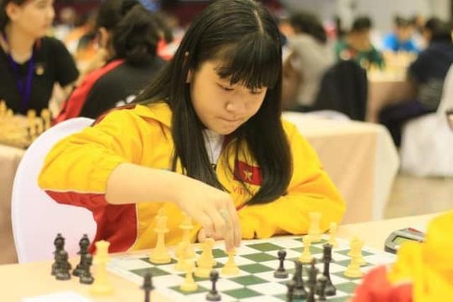 Việt Nam giành 4 huy chương vàng tại giải cờ vua trẻ thế giới - 1