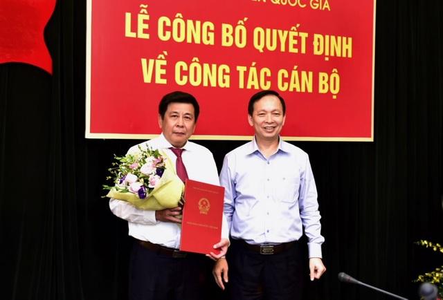 Điều động Chủ tịch Nhà máy in tiền Quốc gia sang Công ty xử lý nợ VAMC - 2