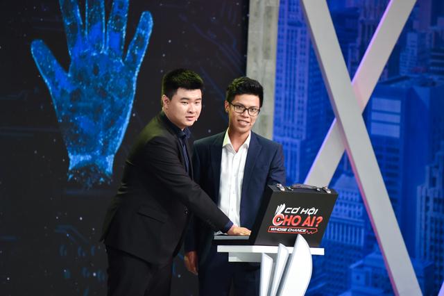 """Diễn viên Nguyễn Anh Tú """"làm khó"""" các ứng viên của """"Cơ Hội Cho Ai"""" - 3"""