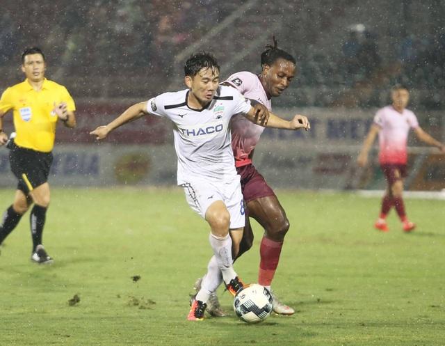 HA Gia Lai bác bỏ khả năng Minh Vương rời đội bóng - 1