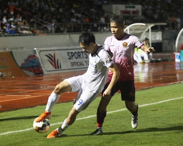 Thua Sài Gòn FC, HA Gia Lai rơi vào tình trạng báo động đỏ - 2