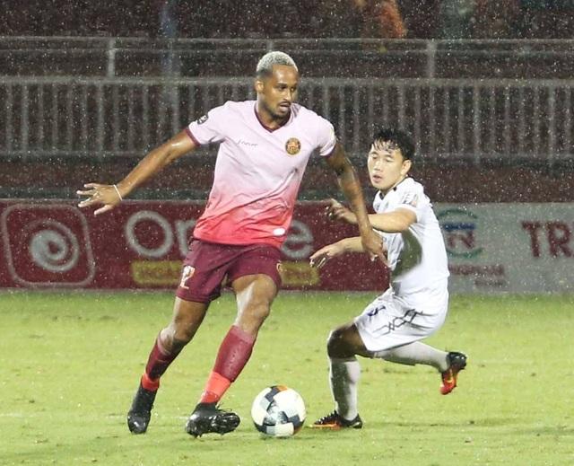 Thua Sài Gòn FC, HA Gia Lai rơi vào tình trạng báo động đỏ - 3