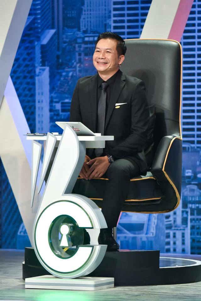 """Diễn viên Nguyễn Anh Tú """"làm khó"""" các ứng viên của """"Cơ Hội Cho Ai"""" - 6"""