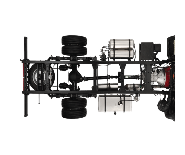 Foton M4 - Xe tải cao cấp thế hệ mới của liên doanh Daimler-Foton - 2