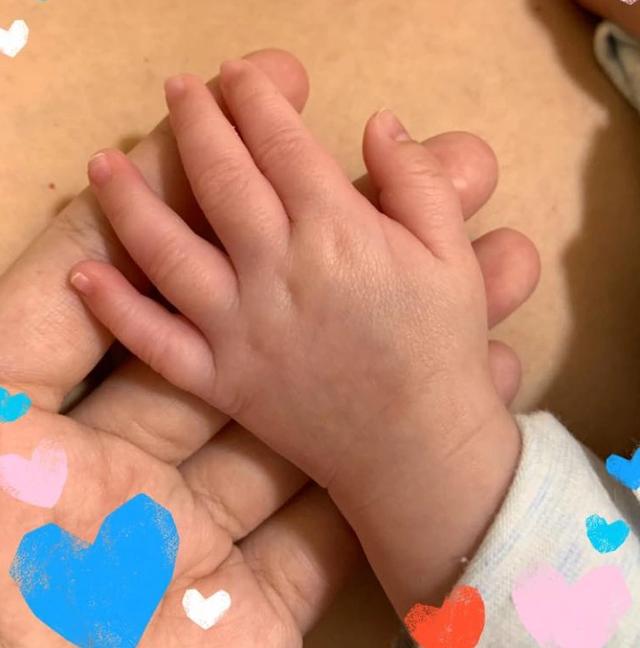 Thanh Ngọc sinh con đầu lòng bằng thụ tinh nhân tạo sau 9 năm kết hôn - 1
