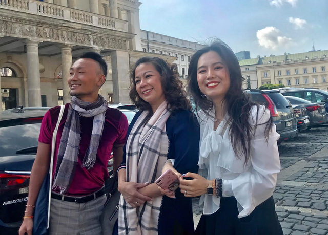 Việt kiều thi hát trên quê hương Chopin - Ảnh minh hoạ 4