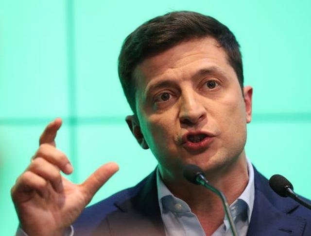 Tổng thống Ukraine tuyên bố đấu tranh để giành lại Crimea - 1