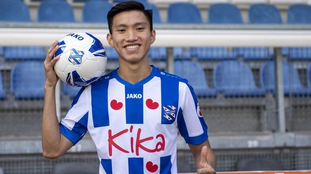 SC Heerenveen lần đầu tiết lộ lương khủng của Văn Hậu